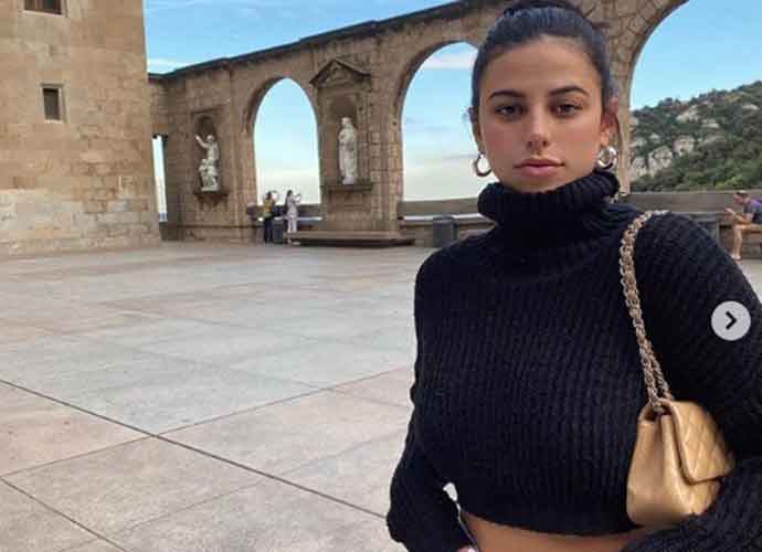 Victoria Villarroel, Kylie Jenner's Assistant, Goes Sightseeing In Montserrat