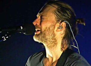 Thom Yorke of Radiohead (Image: Getty)