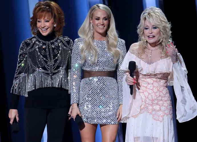 Watch: Dolly Parton Claims Coronavirus Pandemic Is 'Lesson' From God In Instagram Post