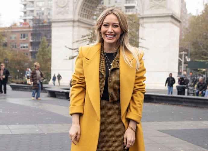 Hilary Duff Denies 'Garbage' Child-Trafficking Rumors