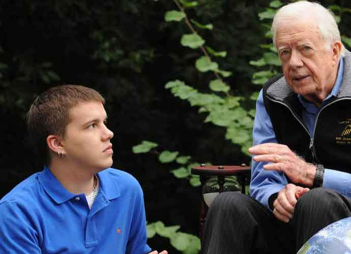 Jimmy Carter Tells Georgia Church Congregation He's 'At Ease With Death'