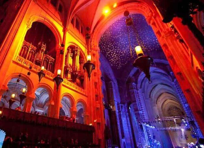 Paul Winter's Winter Solstice Celebration Offers Off-Beat Delights