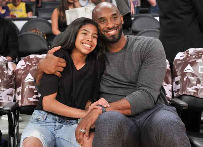 Kobe Bryant & Daughter Gianna Bryant Dead In Helicopter Crash