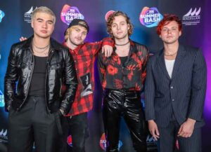 5 Seconds of Summer (Photo: WIkimedia)