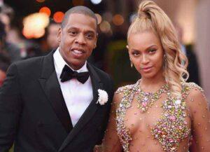 Jay Z & Beyonce (Image: Getty)
