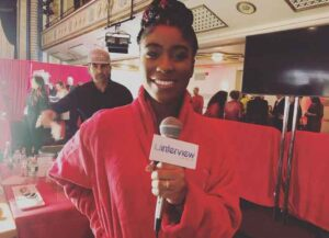 'This Is Us' Star Lyric Ross Gives Dress Advice At Go Red For Women Fashion Show