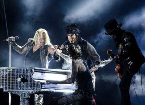 Motley Crue VIP Tickets On Sale Now! [Dates, Deals & Ticket Info!] (Image: Wikimedia)
