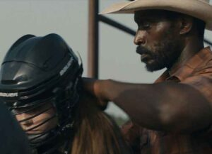 Rob Morgan & Anna Havard in 'Bull'
