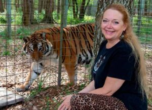 Big Cat Rescue's Carole Baskin