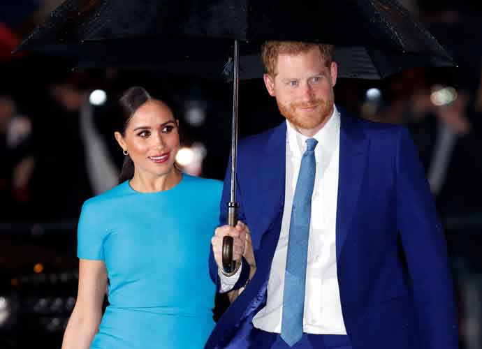 Prince Harry Says Wife Meghan Markle Taught Him About 'Unconscious Bias'