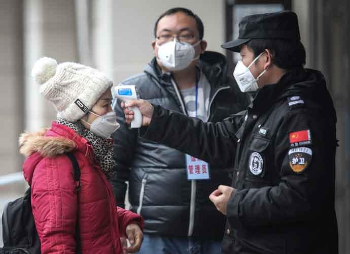 Los Angeles Mayor Eric Garcetti Tells Citizens To Wear Mask To Protect Against Coronavirus