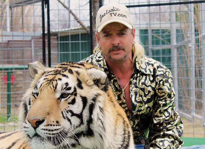 Watch: President Donald Trump Tells Reporter He Will 'Take A Look' At Pardoning Joe Exotic