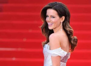 CANNES, FRANCE - MAY 14: (EDITORS NOTE: Alternatve crop taken from original image 99313707) Jury Member Kate Beckinsale attends the 'IL Gattopardo' Premiere at the Palais des Festivals during the 63rd Annual Cannes Film Festival on May 14, 2010 in Cannes, France.