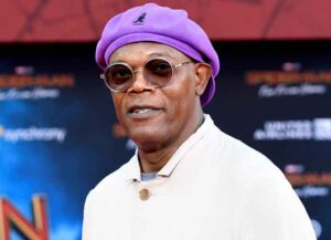 "HOLLYWOOD, CALIFORNIA - JUNE 26: Samuel L. Jackson attends the Premiere Of Sony Pictures' ""Spider-Man Far From Home"" at TCL Chinese Theatre on June 26, 2019 in Hollywood, California."