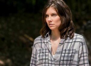 The Walking Dead's Maggie
