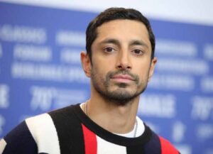 """BERLIN, GERMANY - FEBRUARY 21: Riz Ahmed is seen at the """"Mogul Mowgli"""" press conference during the 70th Berlinale International Film Festival Berlin at Grand Hyatt Hotel on February 21, 2020 in Berlin, Germany."""