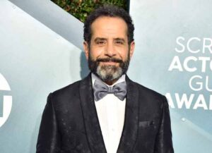 LOS ANGELES, CALIFORNIA - JANUARY 19: Tony Shalhoub attends the 26th Annual Screen ActorsGuild Awards at The Shrine Auditorium on January 19, 2020 in Los Angeles, California.