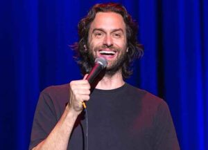 WESTBURY, NY - SEPTEMBER 18: Comedian Chris D'Elia Performs at The Space at Westbury on September 18, 2014 in Westbury, New York.