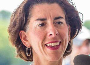 Governor Gina Raimondo (D-Rhode Island)