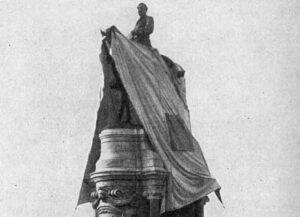 Gen. Robert E. Lee statue unveiled in Richmond in 1890