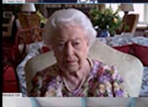 WATCH: Queen Elizabeth Participates In First Public Video Call, Salutes Unpaid Caregivers
