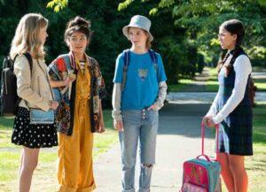 Netflix's 'The Babysitters' Club'