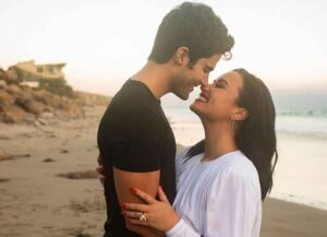 Demi Lovato Announces Engagement To Max Ehrich With Beach Photos On Instagram