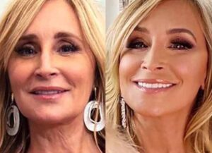 Sonja Morgan, The Real Housewives Of New York' Star, Reveals $75,000 Facelift