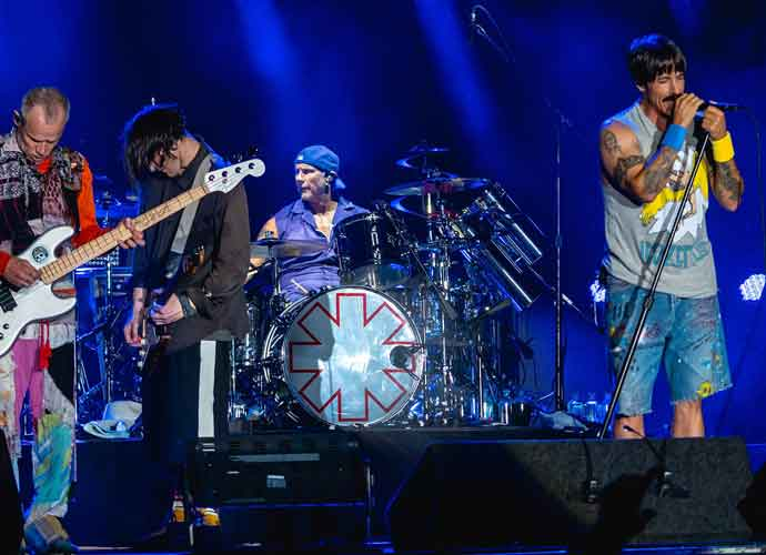 Red Hot Chili Peppers Announce Concert Tour Dates
