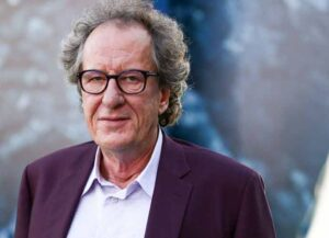 HOLLYWOOD, CA - MAY 18: Actor Geoffrey Rush attends the premiere of Disney's 'Pirates Of The Caribbean: Dead Men Tell No Tales' at Dolby Theatre on May 18, 2017 in Hollywood, California.