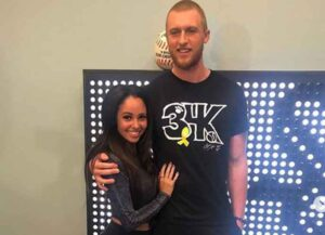 Michael Kopech Files For Divorce From Pregnant 'Riverdale' Star Vanessa Morgan After 6 Months Of Marriage
