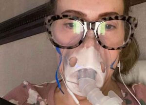 Actress Alyssa Milano Opens Up About Struggle With COVID-19