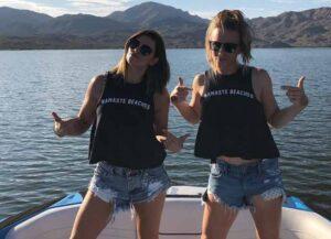 Danica Patrick Takes Sporty Lake Trip After Aaron Rogers Breakup