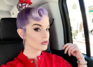 Kelly Osbourne Shows Off Huge 85-Pound Weight Loss