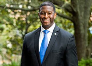 Andrew Gillum, former Democratic candidate for governor in Florida,