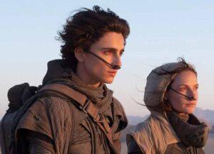 'Dune' With Timothée Chalamet