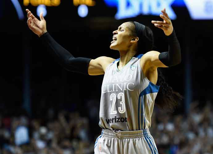 WNBA Star Maya Moore Marries Man She Helped Free From Prison, Jonathan Irons