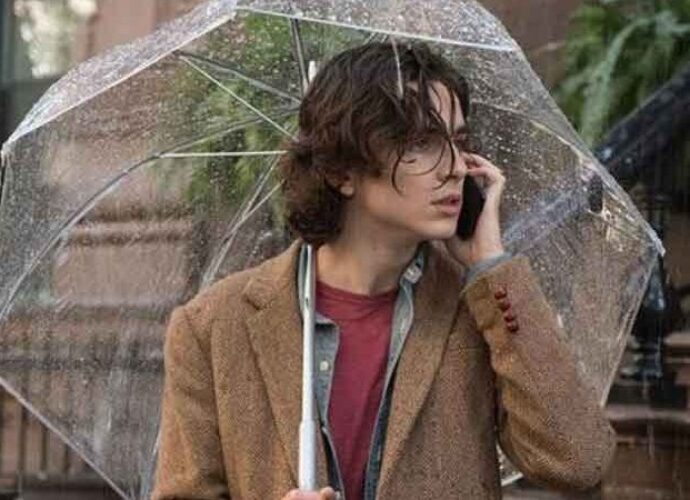 'A Rainy Day in New York' Movie Review: Woody Allen's Biggest Mess Yet