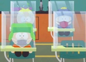 WATCH: 'South Park' Announces Hour Long Pandemic Special (Image: Comedy Central)