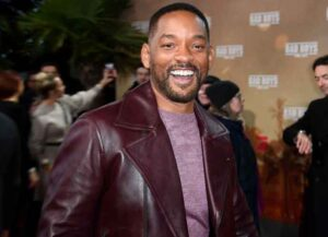 "BERLIN, GERMANY - JANUARY 07: Will Smith attends the Berlin premiere of the movie ""Bad Boys For Life"" at Zoo Palast on January 07, 2020 in Berlin, Germany."
