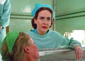 Sarah Paulson stars in Netflix's 'Ratched'