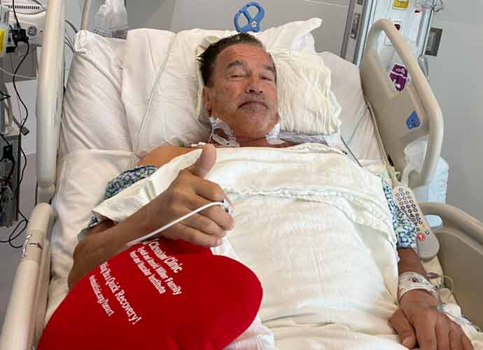Arnold Schwarzenegger Recovering From New Heart Surgery