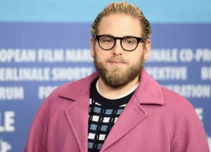 """BERLIN, GERMANY - FEBRUARY 10: Jonah Hill attends the """"Mid 90's"""" press conference during the 69th Berlinale International Film Festival Berlin at Grand Hyatt Hotel on February 10, 2019 in Berlin, Germany. (Image: Getty)"""