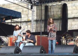 The Black Crowes in Newport