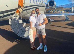 Britney Spears Jets To Hawaii With Boyfriend Sam Asghari To Celebrate Her Birthday (Photo: Instagram)