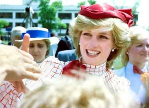 Princess Diana visits Halifax