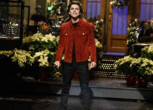 Timothee Chalamet Makes 'Saturday Night Live'