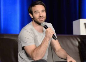 ROSEMONT, IL - AUGUST 21: Actor Charlie Cox speaks onstage during Wizard World Comic Con Chicago 2016 - Day 4 at Donald E. Stephens Convention Center on August 21, 2016 in Rosemont, Illinois.