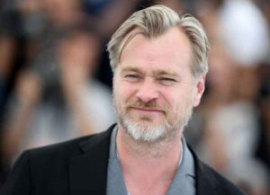 CANNES, FRANCE - MAY 12: Director Christopher Nolan attends the Rendezvous With Christopher Nolan photocall during the 71st annual Cannes Film Festival at Palais des Festivals on May 12, 2018 in Cannes, France.