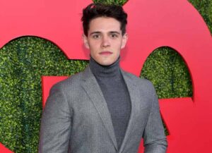 BEVERLY HILLS, CA - DECEMBER 06: Casey Cott attends the 2018 GQ Men of the Year Party at a private residence on December 6, 2018 in Beverly Hills, California.